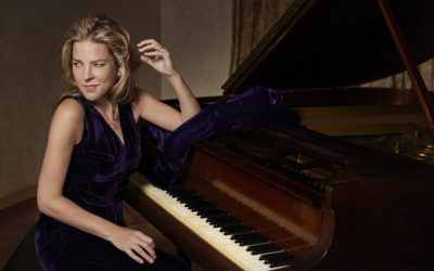 Diana Krall at the Bowl