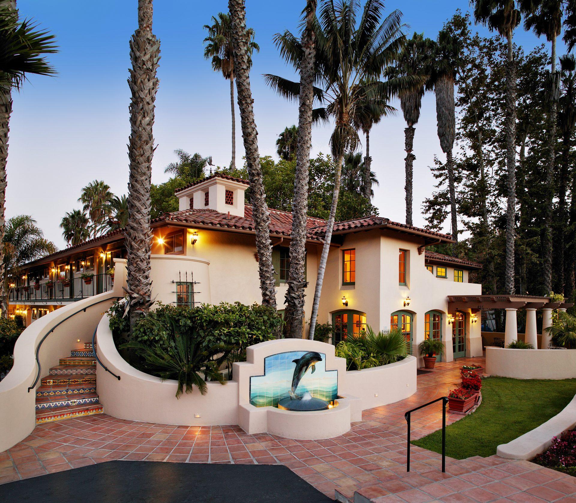 Hotels In Santa Barbara >> Harbor Hotel In Santa Barbara Inn By The Harbor