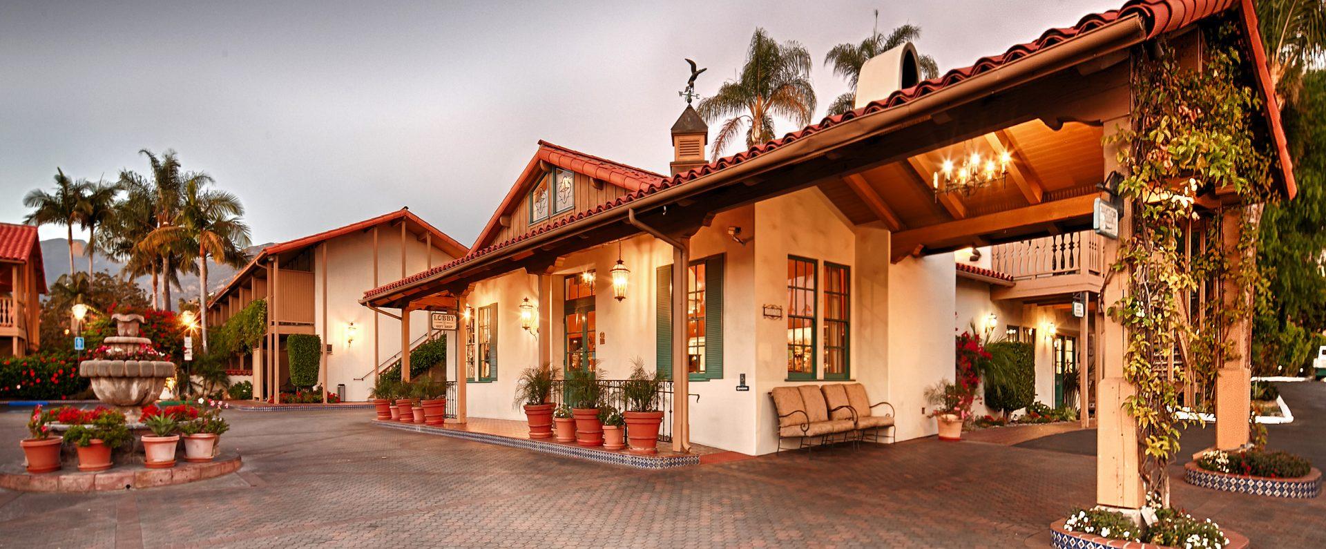 santa barbara hotels santa barbara hotel group