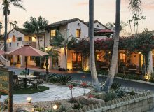 Brisas del Mar, Inn at the Beach Mediterranean-style hotel in Santa Barbara