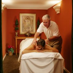 Massage rooms at Best Western Plus Pepper Tree Inn
