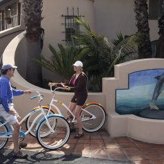 Bike rentals at Inn by the Harbor