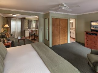 spacious rooms at Brisas Del Mar, Inn at the Beach
