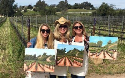 Paint in the Vineyard