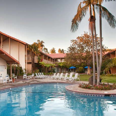 Best Western Plus Pepper Tree Inn Pool