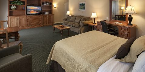 Suite Best Western Plus Pepper Tree Inn