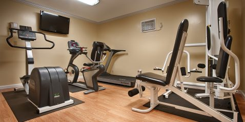 BW Plus Encina Inn & Suites Exercise Room