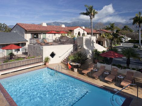 Santa Barbara Beach Hotel | Brisas del Mar, Inn at the Beach