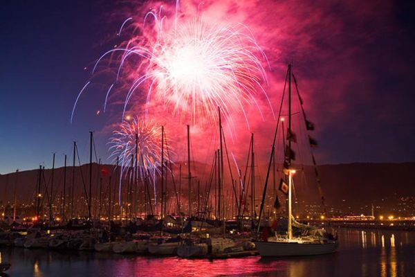 4th of July Cruises in Santa Barbara