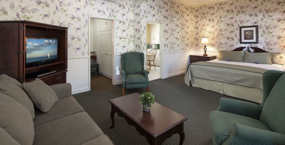 Lavender Junior Suite