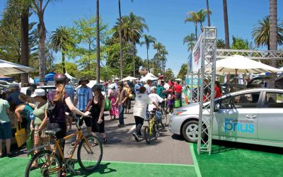 Santa Barbara Earth Day Festival