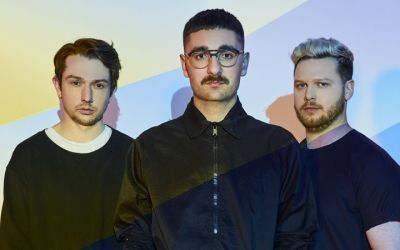 alt-J WITH SPECIAL GUEST: BØRNS