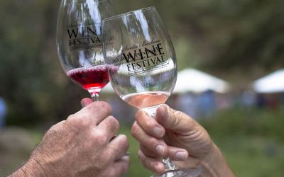 Santa Barbara Wine + Food Festival 2019