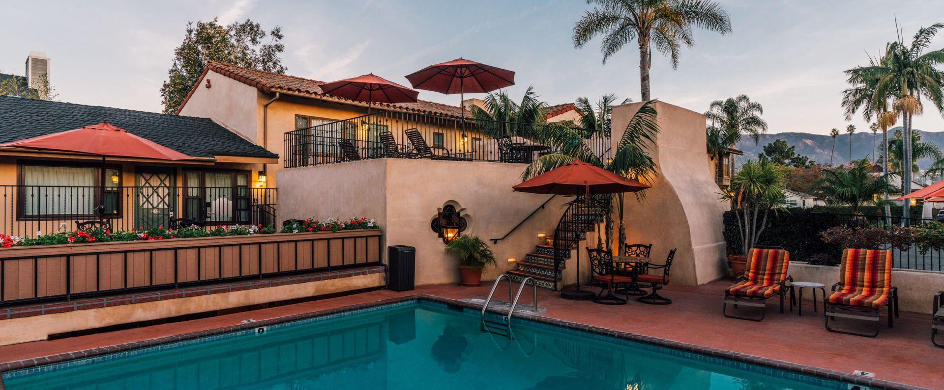 Santa Barbara Hotels >> Santa Barbara Beach Hotel Brisas Del Mar Inn At The Beach