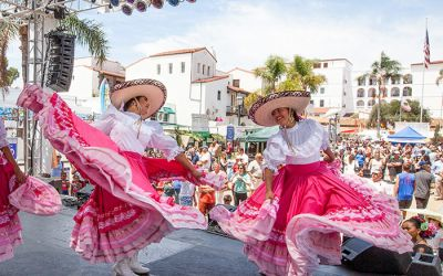 Old Spanish Days - Fiesta 2018